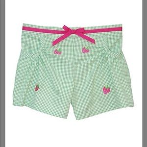 Other - Strawberry 🍓 gingham shorts